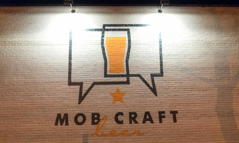 MobCraft Beer Logo - Brewery in Milwaukee